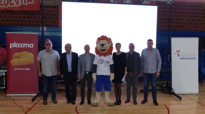 U Križevcima održan Dan sporta Plazma Sportskih igara mladih