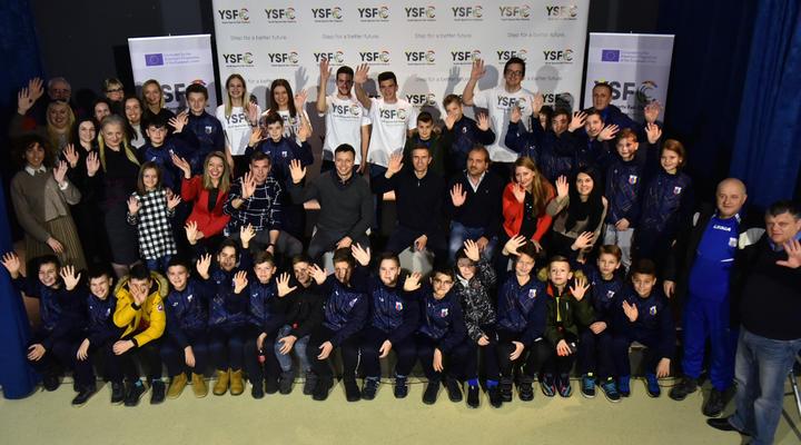 Youth Sports Fair Chance konferencija u Sarajevu