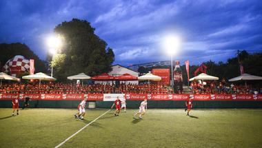 Međunarodno finale Coca- Cola Cupa uživo na SK1 televiziji