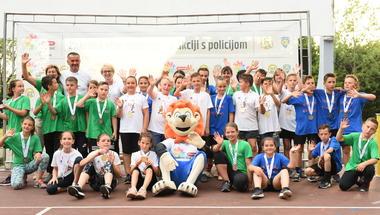 Hrvatska ima prvake Hrvatske u atletici  i graničaru za 2008. godište