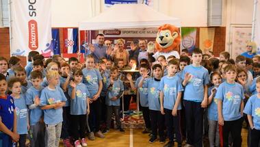 Velika Turneja radosti okupila brojne male sportaše u Goli