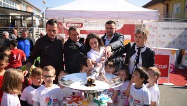 Čazmanski maraton i Turneja radosti pretvorili su Čazmu u grad sporta