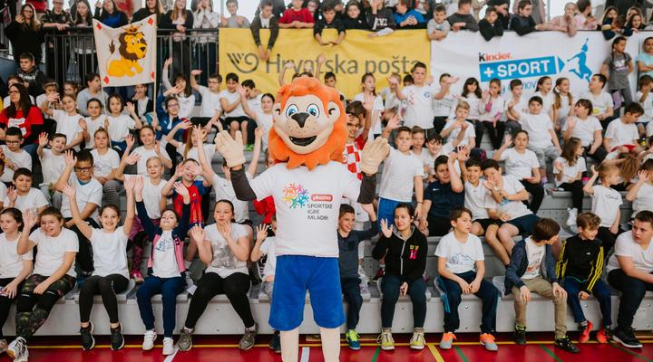 Rugvica i Turneja radosti pokazali što je sportski duh