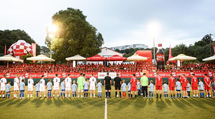 Malonogometni spektakl u Splitu: Imamo državne prvake Coca- Cola Cupa 2019.
