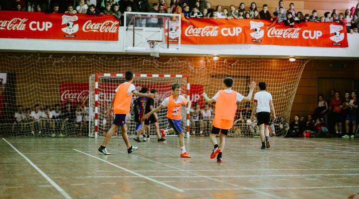 Veliko otvorenje Coca- Cola Cup 2020. u Sisačko-moslavačkoj županiji