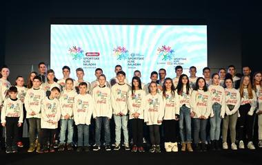 Predsjednik UEFA proglašen ambasadoromPlazma Sportskih igara mladih