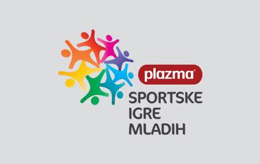 Logo Plazma Sportske igre mladih
