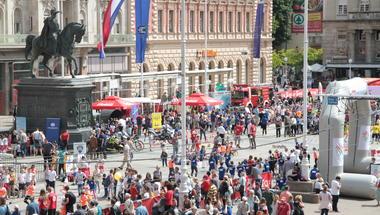 Zagreb domaćin svečanog otvorenja 23. Plazma Sportskih igara mladih