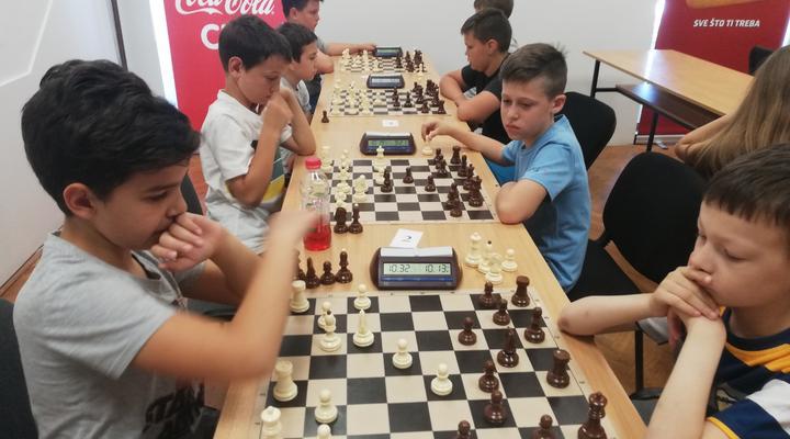 Mali bjelovarski majstori u šahu plasirali se na državnu završnicu