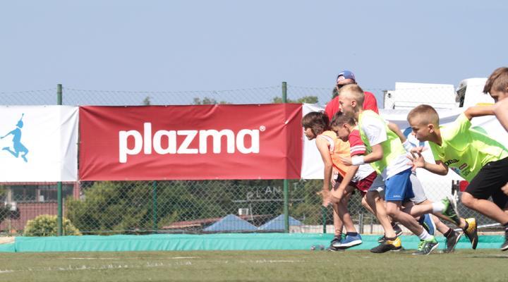 Veliki dan sporta Plazma Sportskih igara mladih u Križevcima