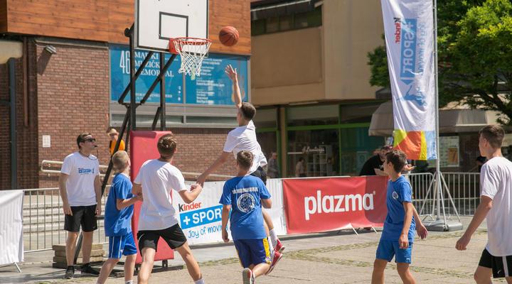 Kinder turnir u košarci pretvorio Čakovec u centar amaterske košarke