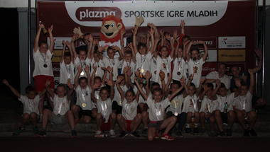 Mali Nazorovci iz Križevaca državni prvaci u graničaru za 2009. godište