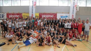 Pozdravljaju vas prvaci Hrvatske u odbojci