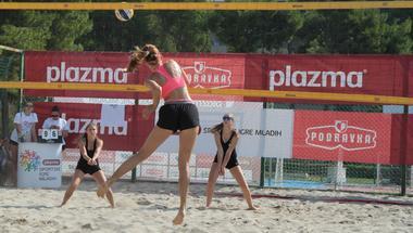 Odbojka na pijesku ima nove državne prvake