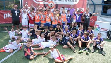 Adriatic iz Splita prvaci Hrvatske u malom nogometu