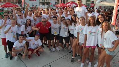 Postani volonter Plazma Sportskih igara mladih