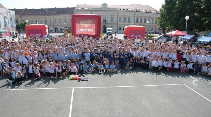 Turneja radosti je u punom jeku, ovaj tjedan posjetili smo čak šest gradova od Zadra od Slavonskog Broda