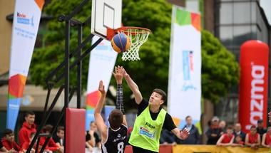 Čakovec ugostio veliki Kinder turnir u košarci