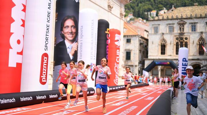 Telemach Danom sporta započeo veliki festival sporta u Dubrovniku
