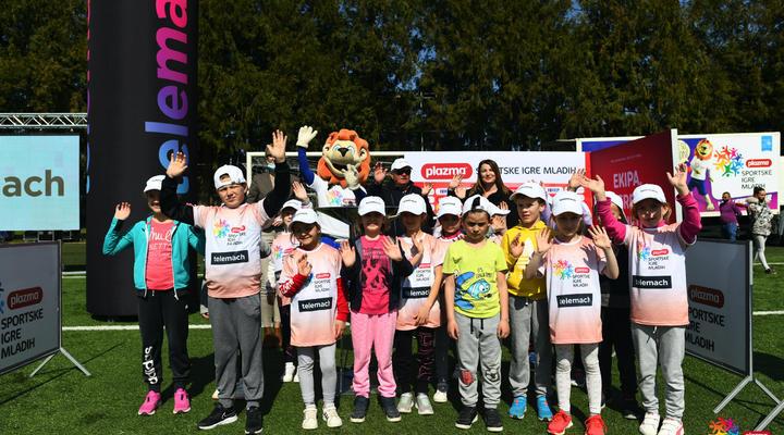 Petrinja ugostila prvi Telemach Dan sporta u novoj sezoni