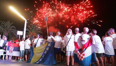 Sve je spremno za veliko međunarodno finale u Splitu