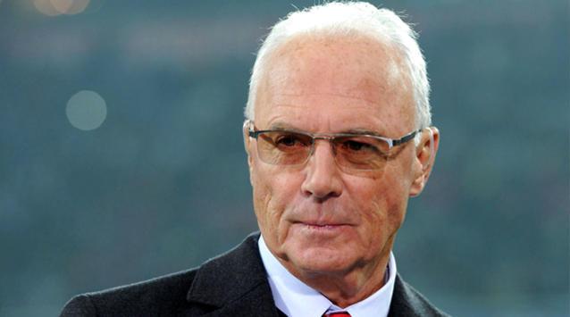 Franz Beckenbauer, počasni predsjednik FC Bayerna i ambasador Sportskih igara mladih