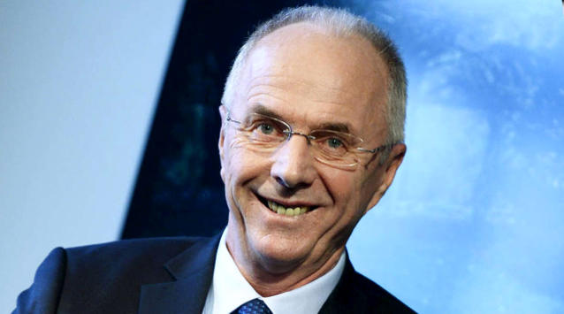 Sven Goran Eriksson, ambasador Sportskih igara mladih