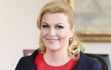 Kolinda Grabar Kitarović, predsjednica Republike Hrvatske
