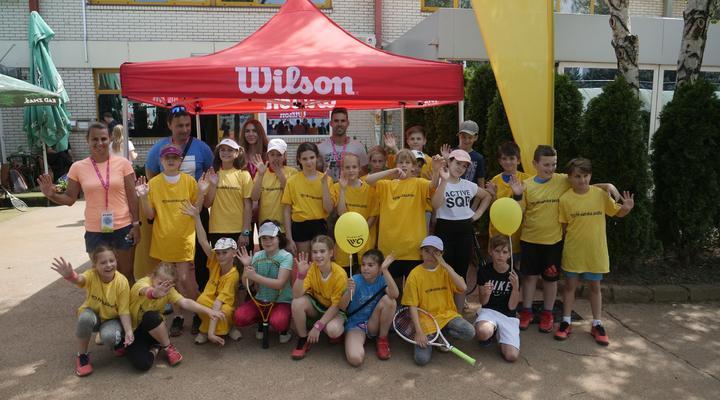Veliki Hrvatska pošta Cup u tenisu održan u Zagrebu