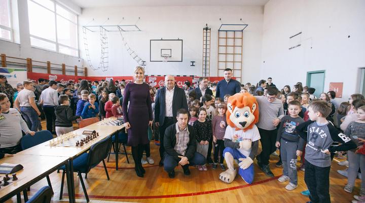 Dan sporta u Svetom Ivanu Žabnu okupio učenike iz cijele općine
