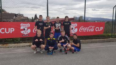 Coca-Cola Cup kvalifikacije Samobor