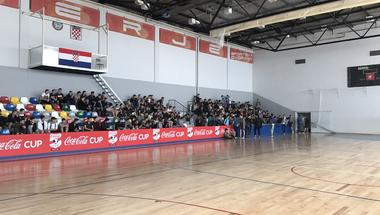 Coca-Cola Cup kvalifikacije Varaždin