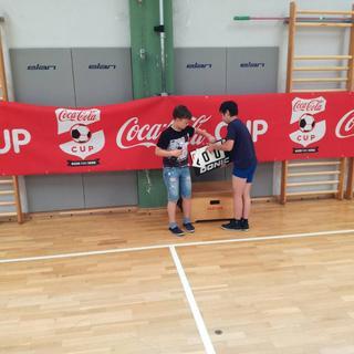 Coca-Cola Cup kvalifikacije Kučan- 2003. godište