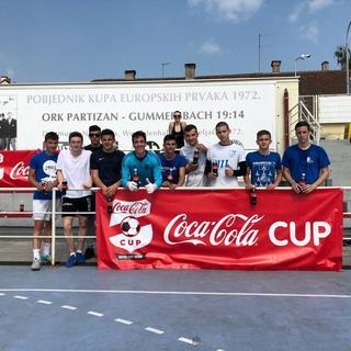 Coca- Cola Cup županijski turnir Bjelovarsko-bilogorske županije za 2000. godište