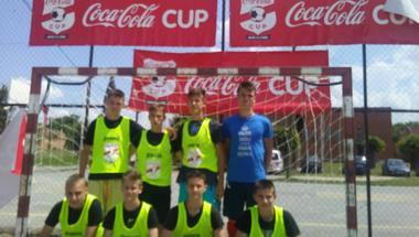 Coca-Cola Cup - Zžupanijski turnir - Vukovarsko-srijemska - Ilok