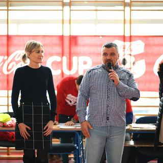 Coca-Cola Cup 2019. Rugvica