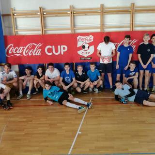 Coca- Cola Cup 2019. kvalifikacije Trnovec 2004. godište