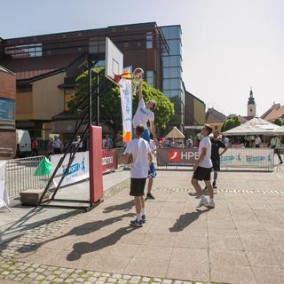 Kinder turnir u košarci Čakovec