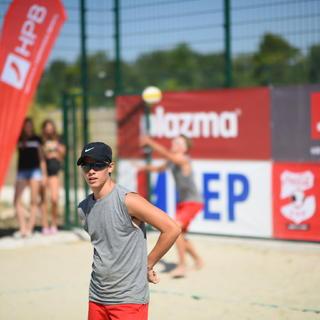 Državna završnica HPB turnira u odbojci na pijesku