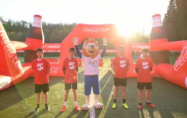 Prvi Coca- Cola Cup turnir u 2021. održan u Petrinji