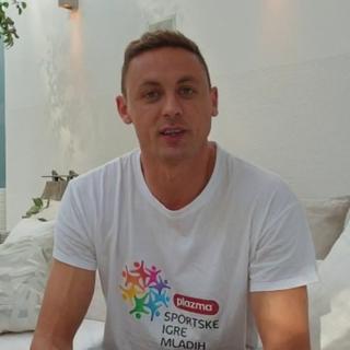 Nemanja Matić, ambasador Sportskih igara mladih